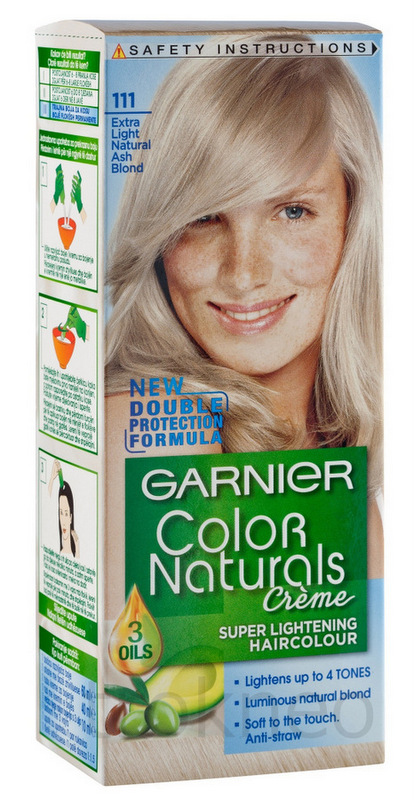 Blonde Garnier Model Pictures Garnier Color Naturals 111