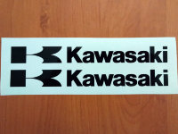 KAWASAKI DECALS STICKERS TANK BIKE MOTORCYCLE VINYL