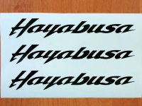 SUZUKI HAYABUSA GSXR DECALS STICKERS BIKE MOTORCYCLE GSX-R