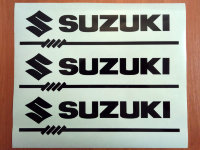 SUZUKI Motorcycle Moto Racing Sport Die Cut Decals Stickers Vinyl Logo
