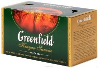 Greenfield Kenyan Sunrise Black Tea
