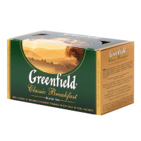 Greenfield Classic Breakfast Tea Classic Collection