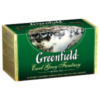 Greenfield Earl Grey Fantasy Black Tea