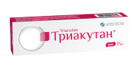 TRIACUTAN Ointment ТРИАКУТАН мазь First Aid Anti-Inflammatory Baml Salve Tube 15g