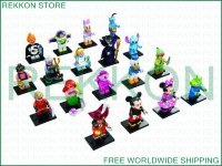 LEGO Minifigures Series 16 DISNEY 71012 COMPLETE SET OF 18 Mini figures SEALED