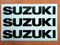 SUZUKI GSXR FAIRING DECALS STICKERS 600 750 1000 1100 TANK BIKE